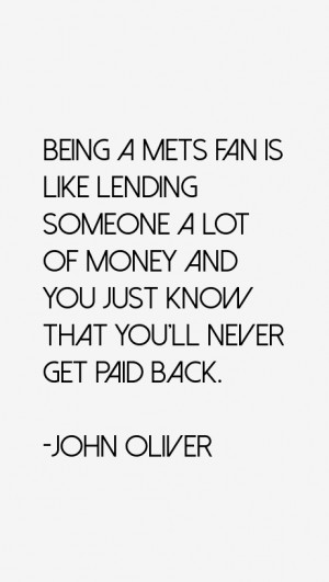 John Oliver Quotes amp Sayings
