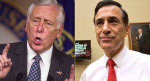 Steny Hoyer: Darrell Issa quote was 'reckless'