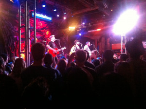 Langhorne Slim and The Law rocking out at the Troubadour What a great