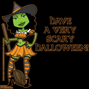Quotes and Icons wicked witch halloween icon