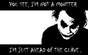 ... quotes black and white description black and white quotes the joker