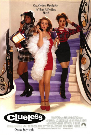 Clueless 1995 starring Alicia Silverstone Brittany Murphy and Paul ...