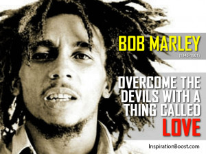 Bob Marley Love Quotes