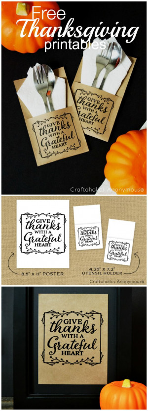 ... Thanksgiving, Free Thanksgiving Printables, Printables Quotes, Decor