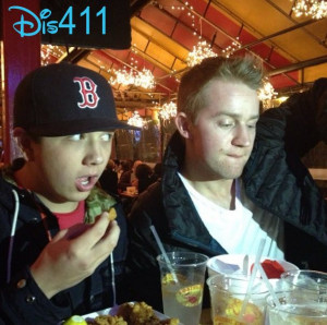 ... : Bradley Steven Perry & Jason Dolley Visiting Boston May 19, 2014