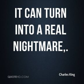 Nightmare Quotes