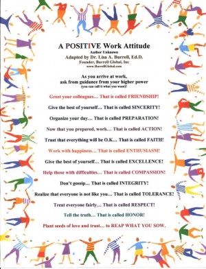 ... Communication Quotes, Positive Work Attitude, Positive Quotes For Work
