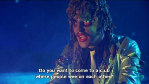 The Mighty Boosh-Old Gregg