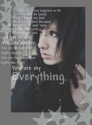 ... your my everything you are my everything your my everything quotes for