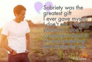 Inspirational Sobriety Quotes