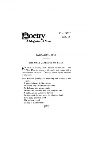 Jealousy Poems Subscribe to poetry magazine