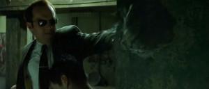 Agent Smith ( Hugo Weaving )