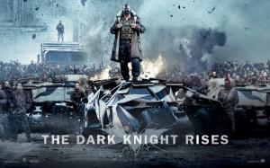 Bane in The Dark Knight Rises