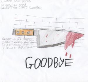 goodbye cruel world by tarrgettarrget bcr
