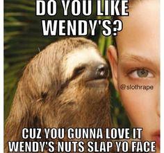 dirty sloth