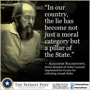 When truth is discovered by someone else, it loses something of its ...