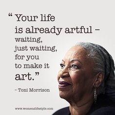 Toni Morrison More