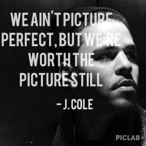 Crooked smile--J. Cole