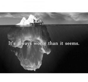 sad fat quotes