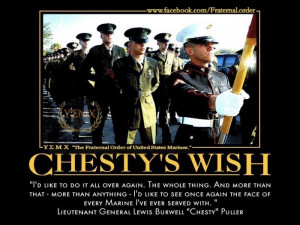 Chesty Puller American Hero!