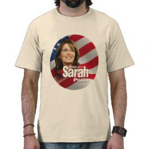 Sarah Palin Tee Shirts