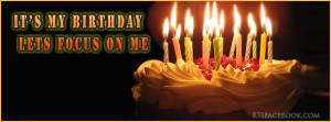 It's My Birthday Facebook Covers |It's My Birthday Facebook Cover |