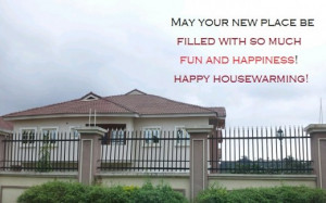 New Home Messages to Write in a Card | Housewarming Wishes and Sayings