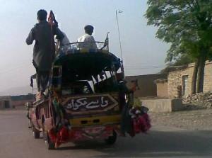 Peshawar Vehicle Epic Sayings (1)
