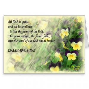 isaiah bible verse greeting card card by 777images browse more bible ...