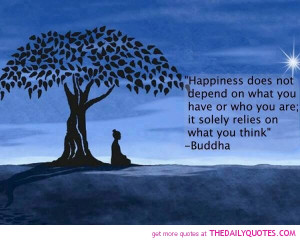 What Happiness Depends On