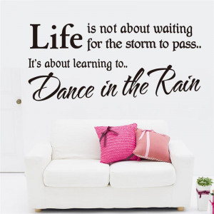 life-inspirational-quotes-wall-stickers-home-decorations-8212-diy ...