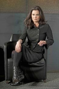 Jane Badler at the
