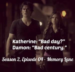 Katherine, Damon