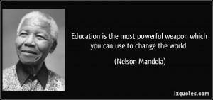 More Nelson Mandela Quotes