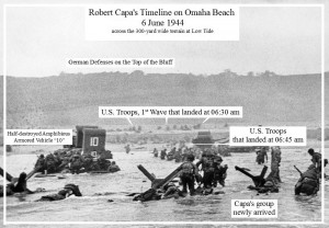 Omaha Beach D Day Invasion
