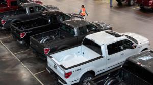 Ford, Ford Truck, pickup truck, F-150