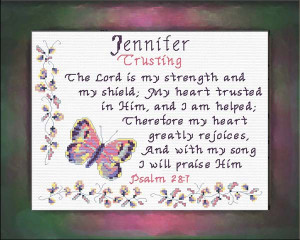 Name Blessings - Jennifer
