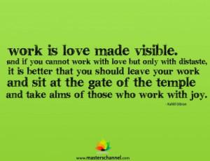 Kahlil Gibran Inspirational Quotes: Words That Touch Robert Kiyosaki ...