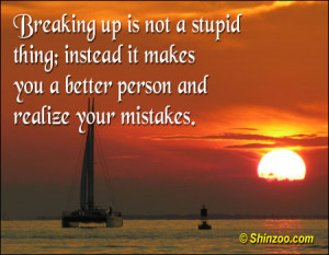 Inspirational Quotes About Breaking Up