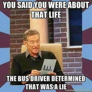 Maury Ratchet Uppercut Bus...