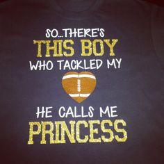 Football Quotes For Girlfriends Football shirt football mom