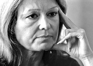Gloria Steinem-speak