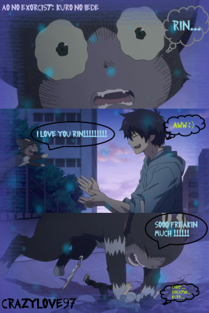Ao no Exorcist: Kuro no Iede by CrAzYLove97