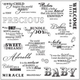 Baby Shower Gifts, Quotes and Sayings