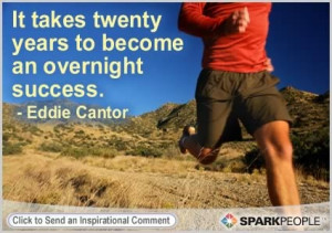 This Motivational Quote by Eddie Cantor going hand in hand with my ...