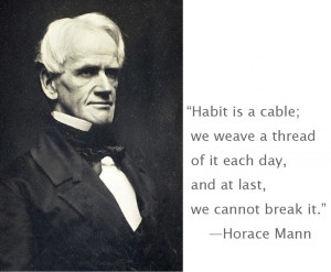 Horace Mann Quote