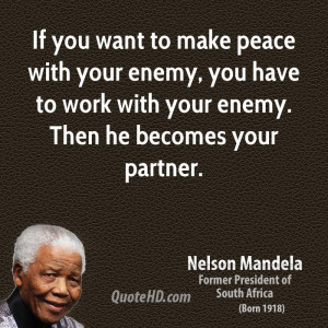 Quotes About Wanting Peace