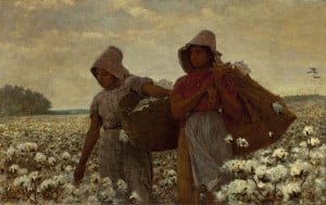 The Cotton Pickers, 1876 by Winslow Homer