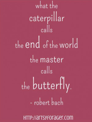 robert bach # quotes # artsywords