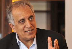 US Ambassador to the UN Afghanistan and Iraq Dr Zalmay Khalilzad